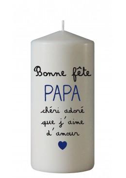 """""""Bonne fête Papa chéri adoré"""""""